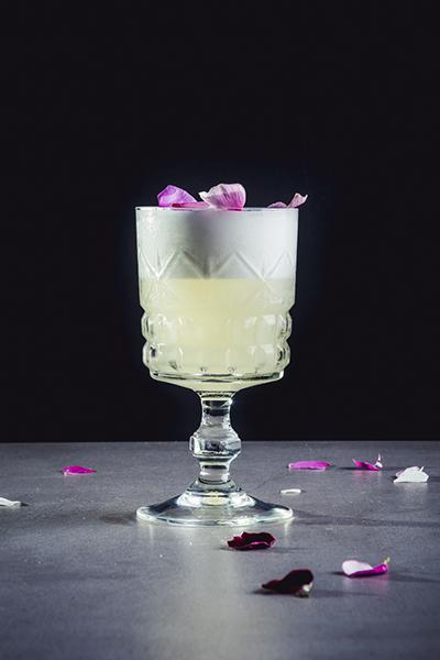 foto still life ancona akire sour cocktail