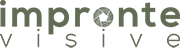impronte visive fotografia logo verde